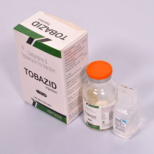 TOBAZID Injection