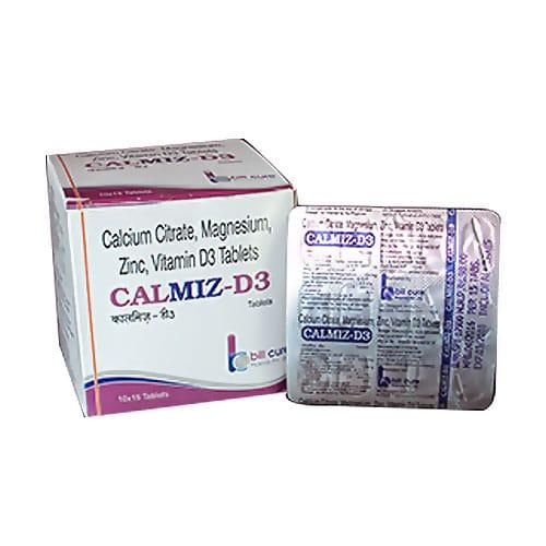 CALMIZ-D3 Tablets