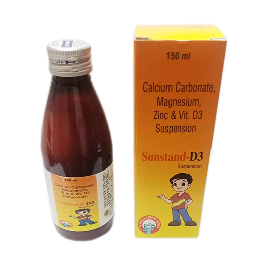 SUNSTAND-D3 Suspension (150 ml)