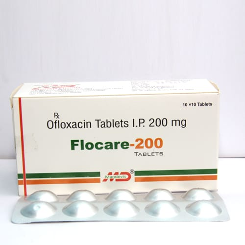Flocare-200 Tablets