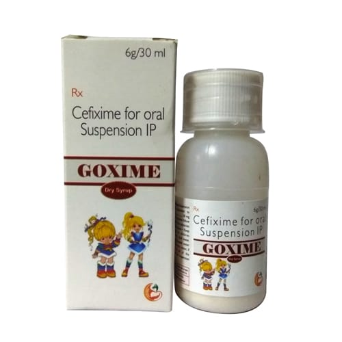 GOXIME Dry Syrup
