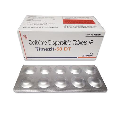 TIMEZIT-50 DT Tablets
