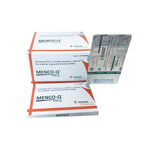 MENCO-Q Tablets