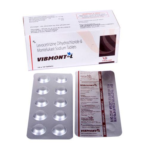 VIBMONT-L Tablets