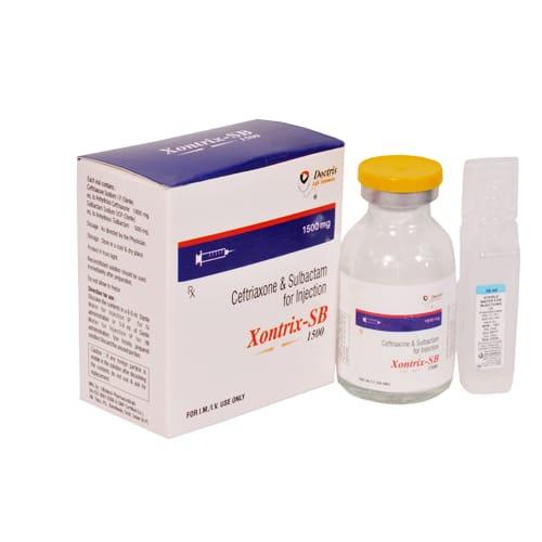 XONTRIX-SB 1.5 Injection
