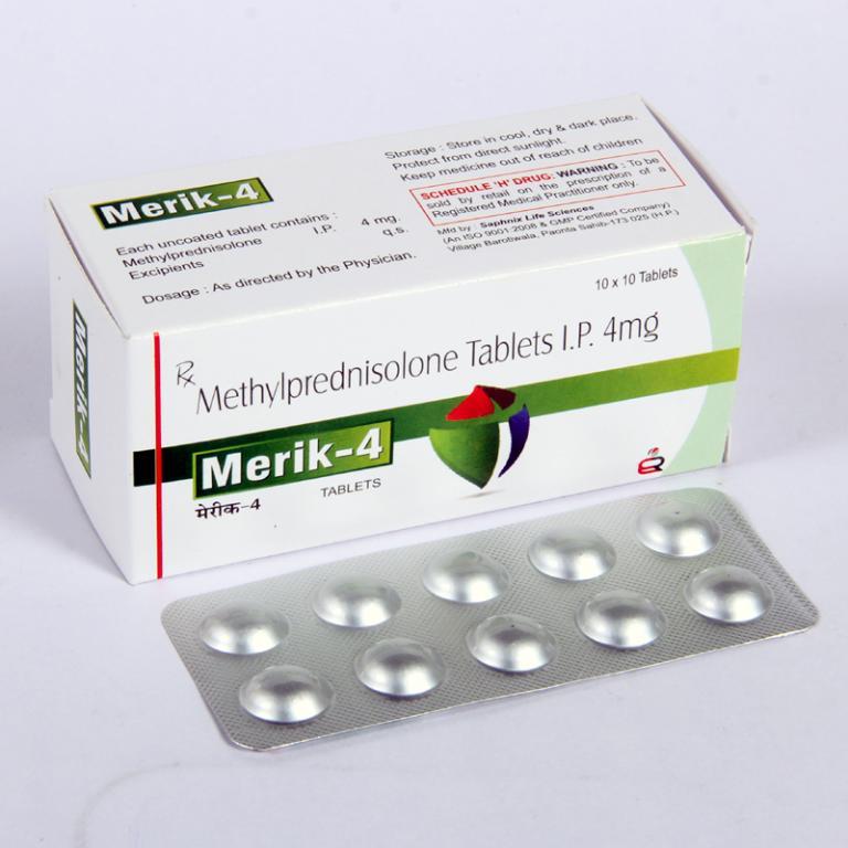 MERIK-4 Tablets