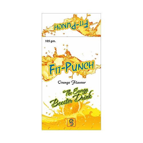 FIT-PUNCH Energy Drink