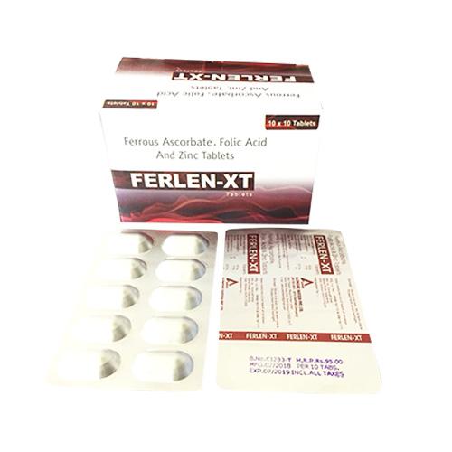 FERLEN-XT Tablets