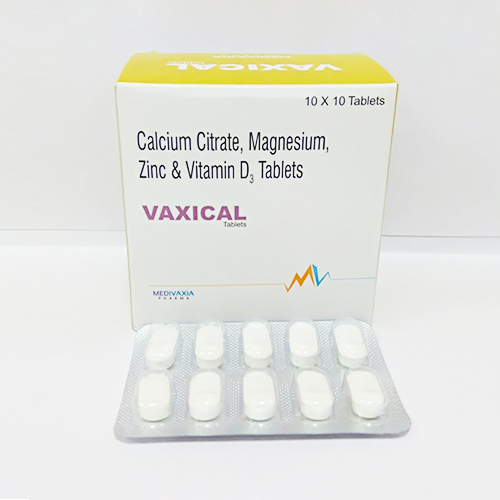VAXICAL Tablets