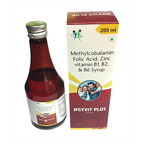AGYVIT-PLUS Syrup