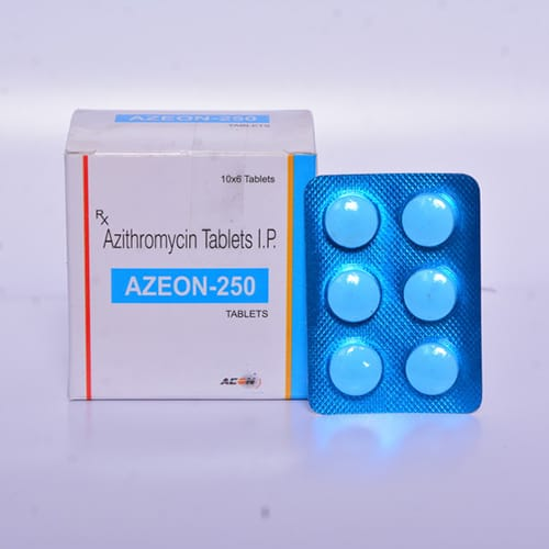 AZEON-250 Tablets