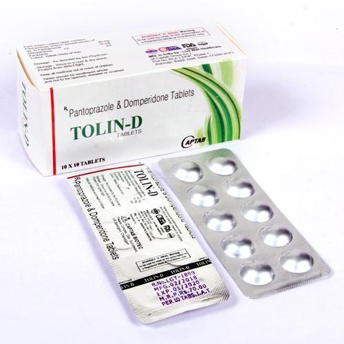 TOLIN-D Tablets
