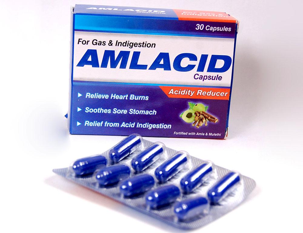 AMLACID Capsules