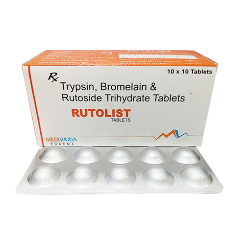 RUTOLIST Tablets