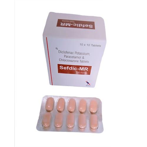 Sefdic-MR Tablets