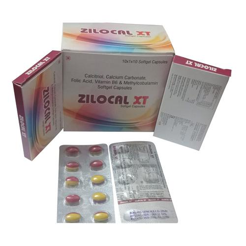 ZILOCAL-XT Softgel Capsules