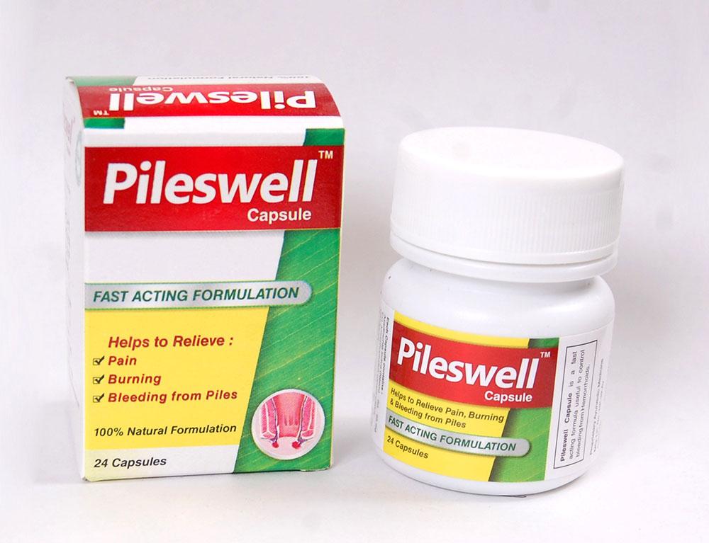 PILESWELL Capsules