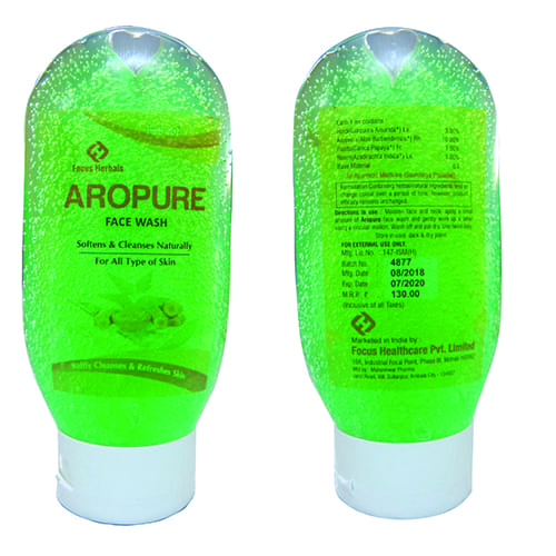 AROPURE Facewash