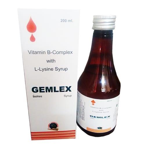 GEMLEX Syrup