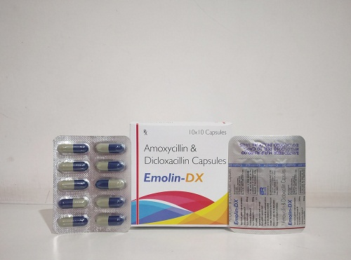 Emolin-DX capsule