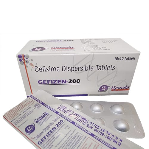 GEFIZEN- 200 Tablets