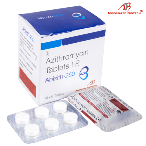 ABIZITH-250 Tablets