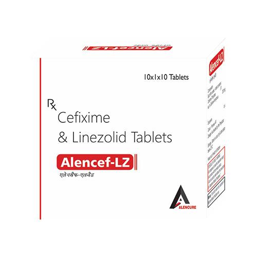 ALENCEF-LZ Tablets