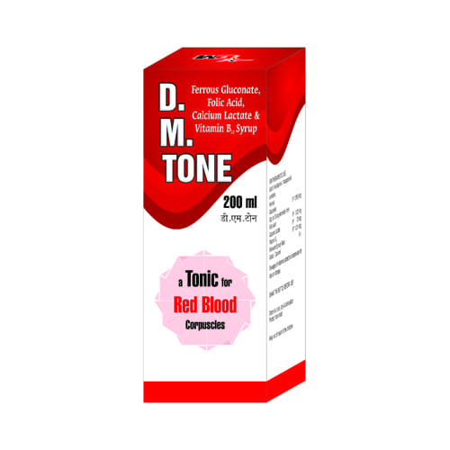 D M TONE Syrup