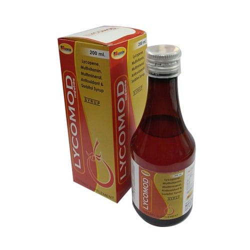 LYCOMOD Syrup