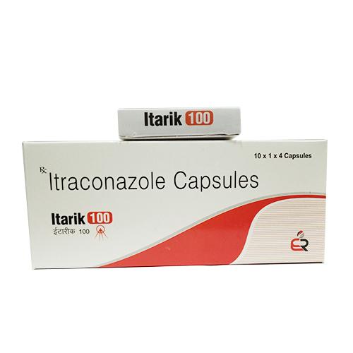 ITARIK-100 Capsules