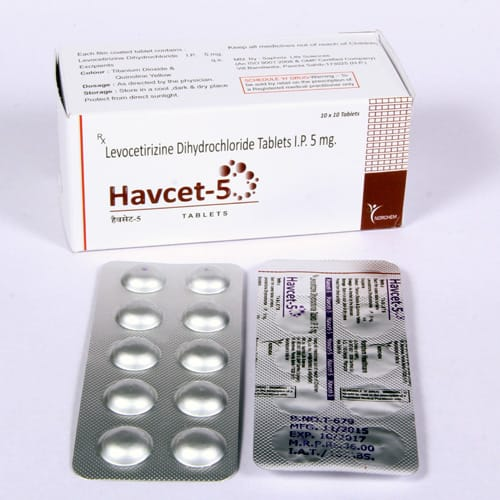 Havcet-5 Tablets