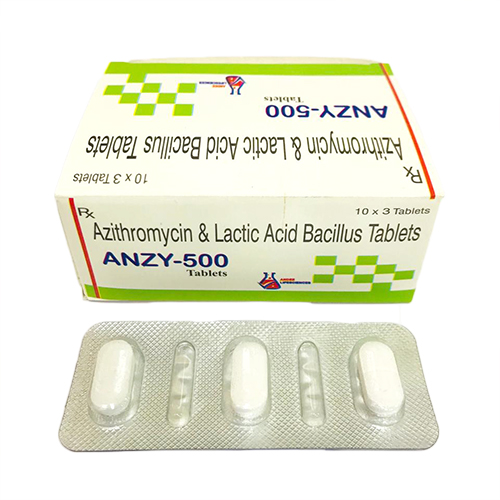 ANZY-500 Tablets
