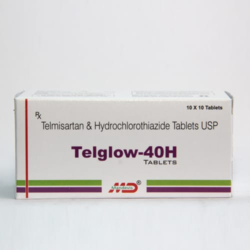 Telglow-40H Tablets