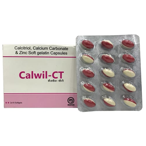 CALWIL-CT SoftGel Capsules