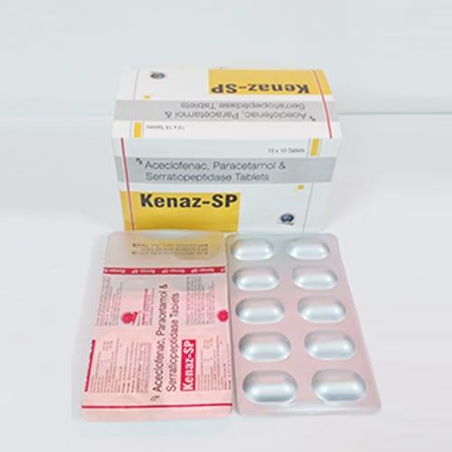 KENAZ-SP Tablets