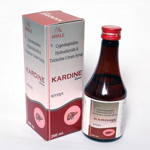 Kardine Syrup