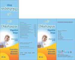 Dikshaspas Digestive Drops