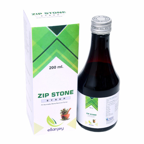 ZIP STONE Syrup