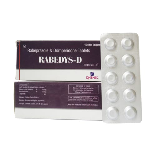 RABEDYS-D Tablets