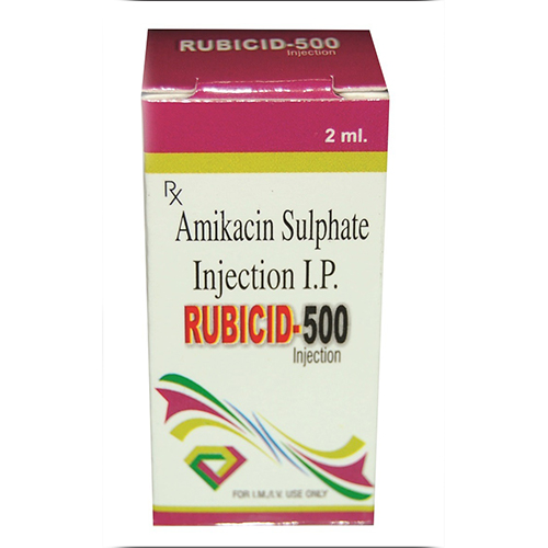 RUBICID-500 Injection
