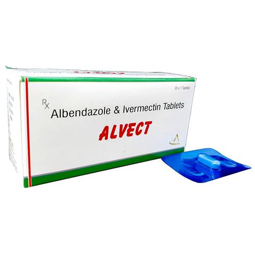 ALVECT Tablets