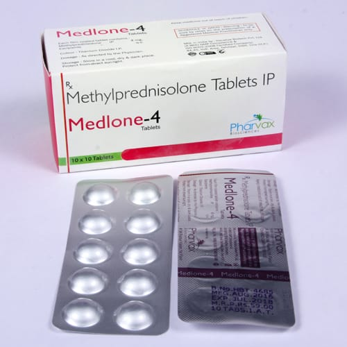 Medlone-4 Tablets