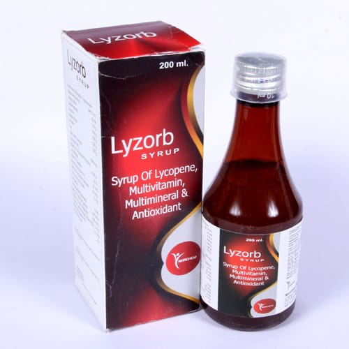 Lyzorb Syrup