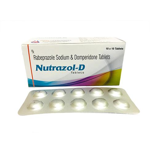 NUTRAZOL-D Tablets