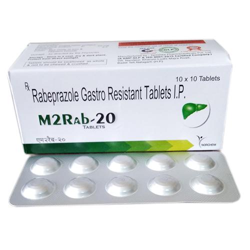 M2Rab-20 Tablets