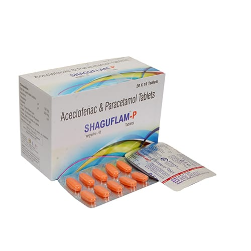 SHAGUFLAM-P Tablets