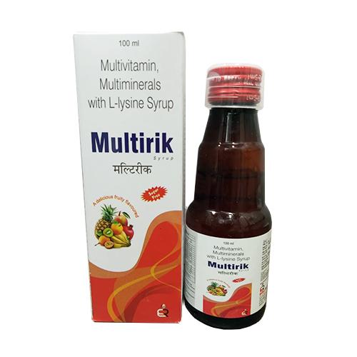 MULTIRIK 100ml Syrup