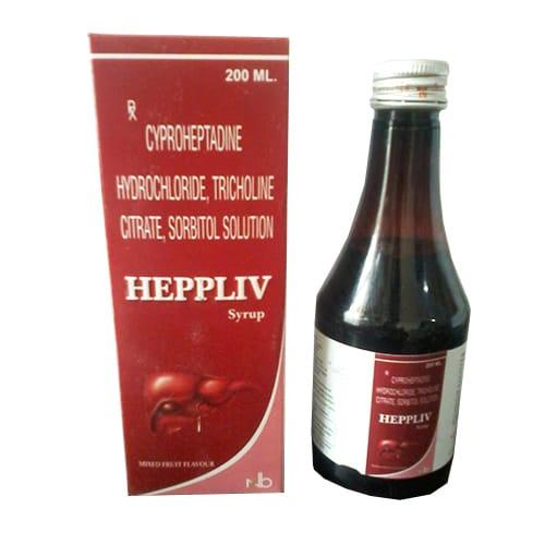 HEPPLIV Syrup