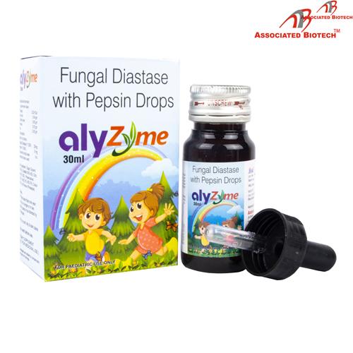 ALYZYME Oral Drops