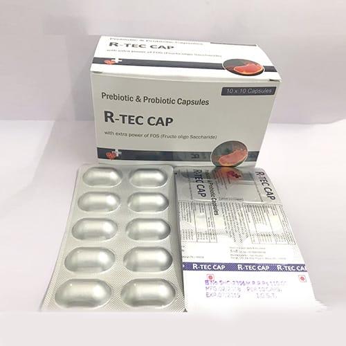 R-TEC CAP Capsules
